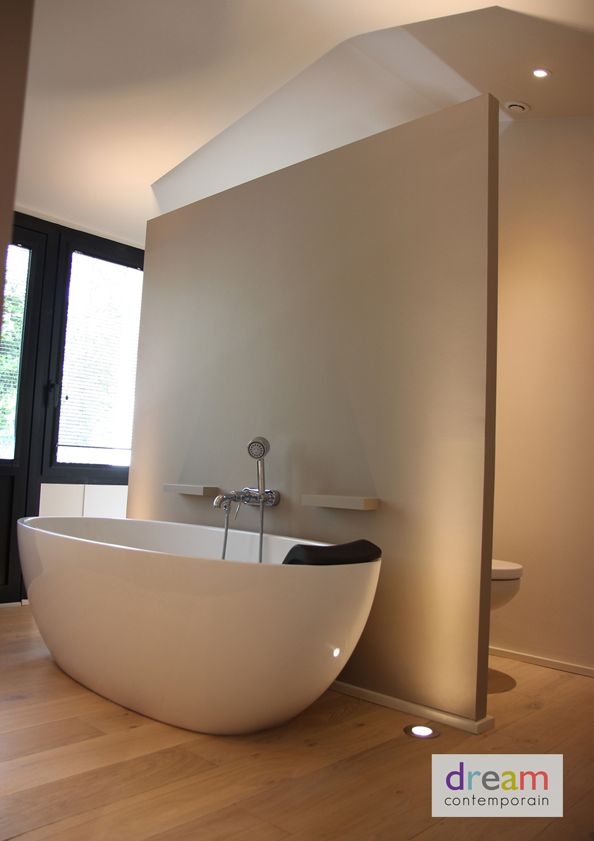 Suite madame dreamcontemporain for Salle bain zen